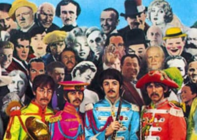 The Beatles Story's Sgt Pepper Art Resource