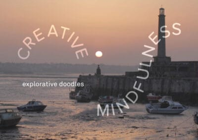 Turner Contemporary's Creative Mindfulness Resources Explorative Doodles Image