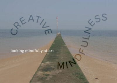 Turner Contemporary's Creative Mindfulness Resources Mindfully Looking at Art Activity
