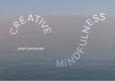 Turner Contemporary's Creative Mindfulness Resources Poet Personas Activity