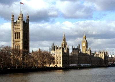UK Parliament's How UK Parliament Works – Learn Live video on Catch Up Resource