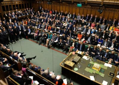 UK Parliament's The Budget – Learn Live Video on Catch Up Resource