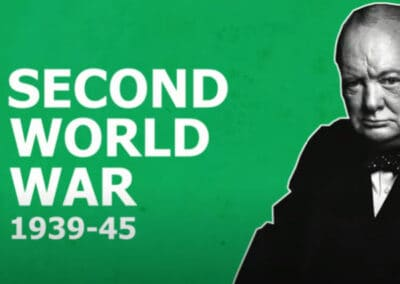 UK Parliament's UK Parliament and World War II Video (Primary) Resource