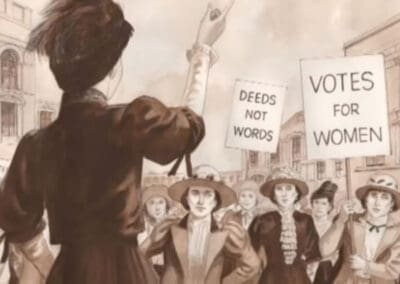 UK Parliament's Votes for Women, Video and Resource Pack Resource