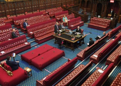 UK Parliament's Who is in the House of Lords? Video