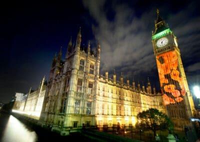 UK Parliament's World War One and Parliament Resource
