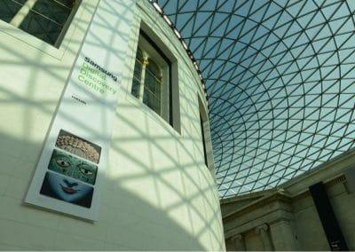 British Museum Samsung Virtual Visits