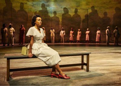 The National Theatre Collection Small Island Production Shot