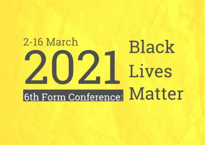 Wells Cathedral Black Lives Matter 6th Form Conference Post Image