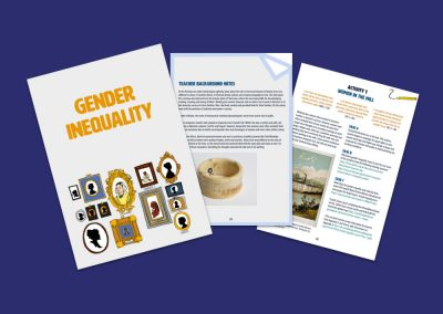 David Livingstone Birthplaces Gender Inequality Education Pack Profile