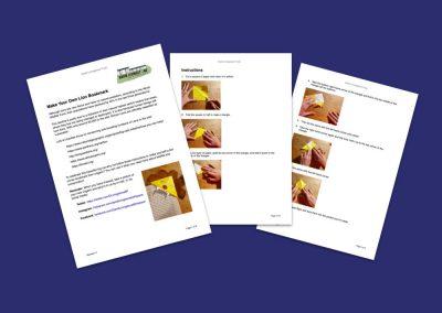 David Livingstone Birthplaces Origami Lion Resource Profile