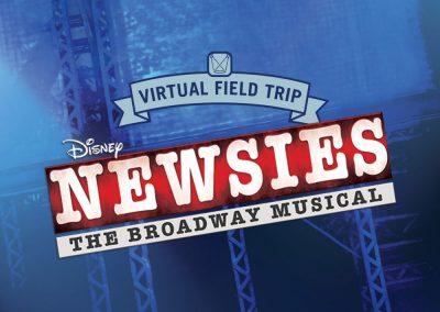 Disneys Newsies Virtual Theatre Trip Post Image
