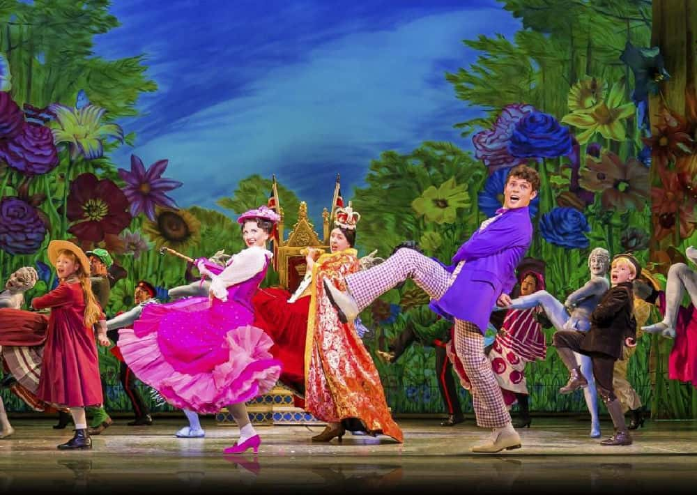 Mary Poppins Production Image 2