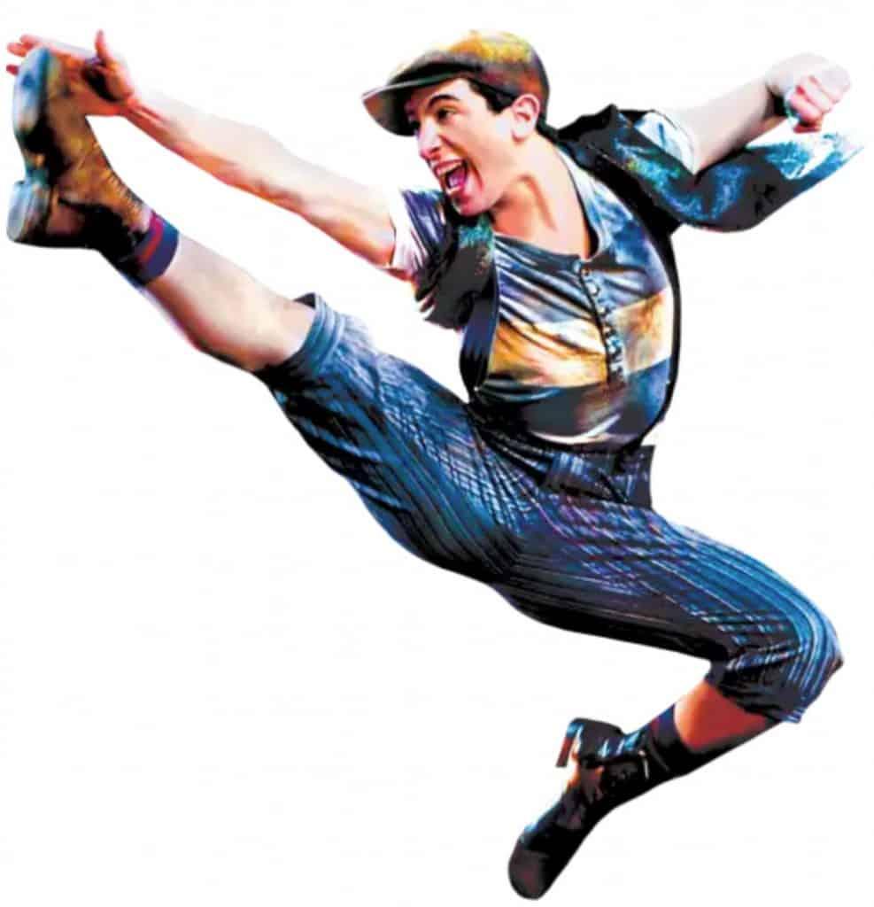 Newsies Dancer Image