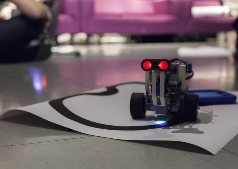 Robot Rovers 2 Image Courtesy of FACT Liverpool 1