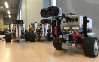 Free World Museum SEND event – AI: Robot Rovers