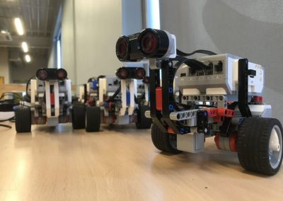 Robot Rovers 3 Image Courtesy of University of Liverpool