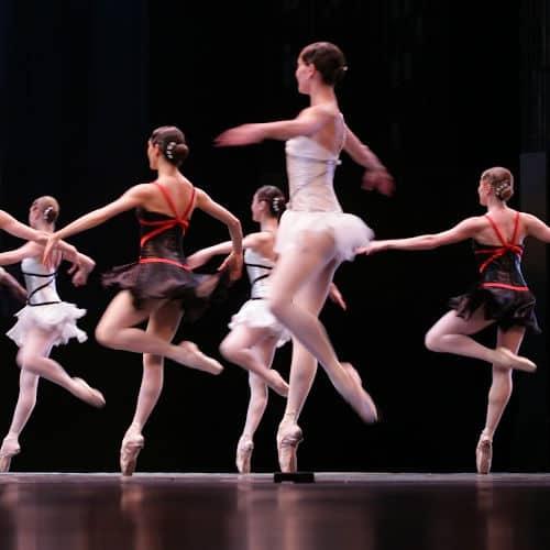 Template Logo Image Ballet
